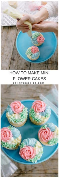 How to Make Mini Flo