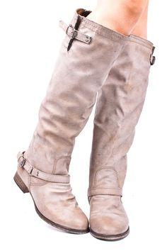 knee high rider boots//