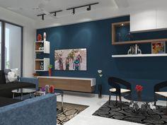 living aria TV unit design