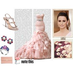 """Penelope Cruz Contest"" by voltinimiriam on Polyvore"