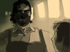 Horror Movie Characters, Horror Movies, Fictional Characters, Texas Chainsaw Massacre, Arte Horror, Fan Art, Anime Boyfriend, Movies And Tv Shows, Movie Tv