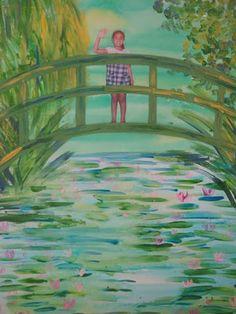 MaryMaking: Savannah in Monets Garden