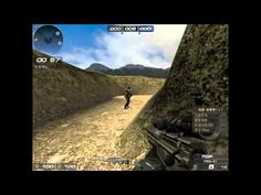 VJ Troll's game video: 노줌조아 영상 15번째 15th video of No Zoom Sniper! HD