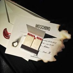 Watch the entire @moschino runway show LIVE NOW on SaksAtTheShows.com. #Livestream #Moschino #SaksAtTheShows #MFW