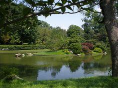 Botanical Gardens St. Louis Missouri
