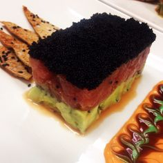 Best tobiko roe recipe on pinterest for Food bar john roe
