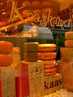 Best Amsterdam Cheese Shops