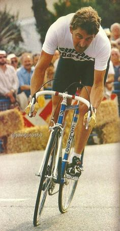 TDF 1981. Freddy Maertens (Miroir)