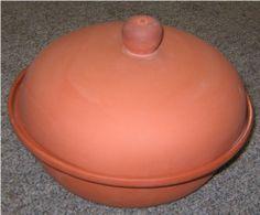 NEW Family Size, 2 ½ Qt Terra Cotta Clay Baker, Dutch Oven, Clay Pot