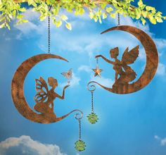Glow in Dark Fairy Hanger Tree Dedorations