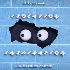 Join us for an online talk with Director and Animator, Matthew Cooper as part of our #IsolationInspiration series.  Join Matthew Cooper for a sneak peek  into his  marvellously magical mind, where he will go  through some of his craziest craft-filled projects. Expect peeks behind-the-scenes,  an in depth look into some of his wackiest props and lots of stop-motion, puppetry and model-making inspiration with some time for a Q&A at the end!  #stopmotion #animation #puppetry #modelmaking Stop Motion, Presents, Animation, Crafts, Inspiration, Gifts, Biblical Inspiration, Manualidades, Favors