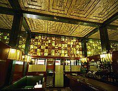 Loos - American Bar, Vienna