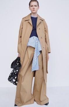 Céline Resort 2016 Fashion Show Collection