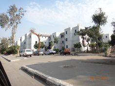 Low Cost Housing, Zainhum, Cairo, Egypt