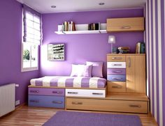 The Most Brilliant and Comfortable Teens Room Ideas for Small Space or any room for that matter