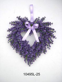 Image detail for -Lavender Wreath - China Wreaths, Lavender
