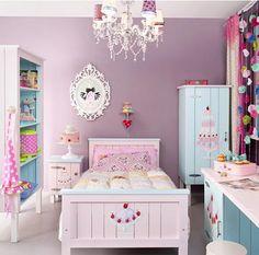 Dormitorios ni as dormitorio pinterest - Dormitorios de ninas ...