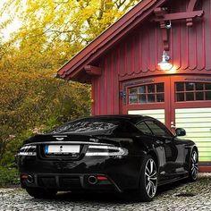 awesome Aston Martin DBS                                                                ...  Aston Martin #astonmartindb9