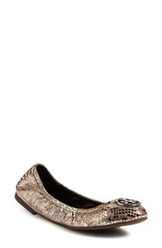 f2c9e7a513756 Tory Burch  Heidi  Ballet Flat (Women) (Nordstrom Exclusive) Fall Wardrobe