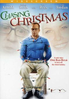 "CHASING CHRISTMAS (2005) - In a world where the holidays are run by the efficient Bureau of Yuletide Affairs, a bitter and burned-out Ghost of Christmas Past decides to go AWOL while on a ""mission"" and leave his ""target"" stranded in 1965."