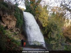 Waterfalls of Edessa - Edessa - Pella - #Greece