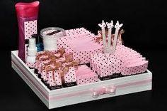 Resultado de imagem para Kits toaletes para festa 15 anos