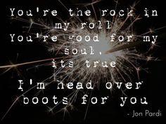 Head Over Boots ~ Jon Pardi #HeadOverBoots #JonPardi #countrymusic
