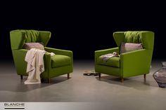 Яркое, стильное и невероятно комфортное кресло MILTON. #TM_Blanche #зробленовукраїні #madeinukraine #сделановукраине