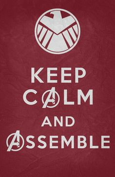 The Avengers motto?