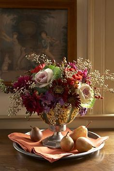 Gorgeous flowers, styled by Karin Lidbeck Brent
