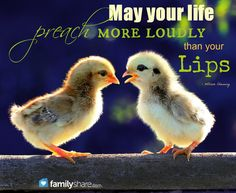 Pray for them notice them and give complements Send birthdayday cards love them see the good in them and let them know