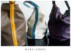 Mars+Zorba Olympia Hobo details #colours #color #tote #handbag #design #buenosaires #designer #fashion