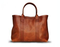 Lovely, Simple & roomy...what more could one ask from a purse?