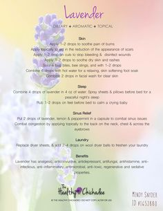 Lavender Essential Oil Uses Essential Oils Guide, Doterra Essential Oils, Young Living Essential Oils, Essential Oil Blends, Doterra Blends, Age Spots On Face, Face Age, Lavender Essential Oil Uses, Lavender Doterra