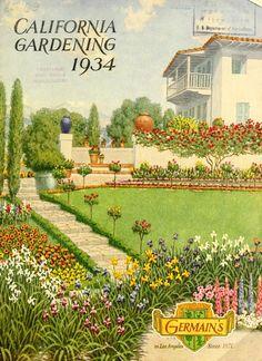 Germain's California Gardening catalogue 1934