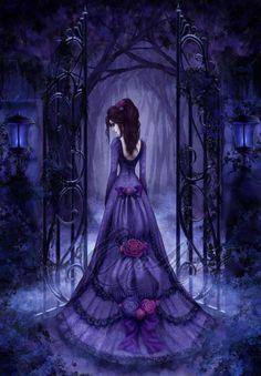 Enamorte....Fantasy Artist and Author