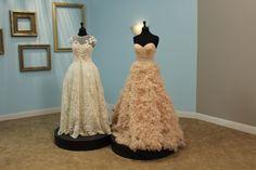 reality show Novo ou Usado? , onde noivas tem que decidir em usar o vestido de casamento de suas mães reformados ou comprar um novo.