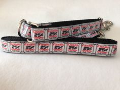 Kisses Dog Collar, Hugs and Kisses Martingale Dog Collar, Kisses and Hugs Leash by TiltheChowsComeHome on Etsy