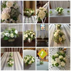 June 2015 - Wedding One Tree Church & Round Barn, Santa Rosa CA Flowers by Dragonfly Floral June Events, Country Weddings, One Tree, Wedding 2015, Wine Country, Barn, Santa, Herbs, Table Decorations