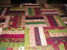 quilt made by Atelier Bep : oktober 2008