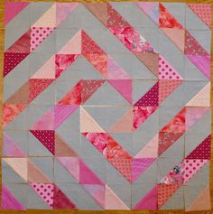 16 Half Square Triangle Quilt Patterns and a Half Square T .- 16 Half Square Triangle Quilt Patterns and a Half Square Triangle Tutorial – … – 16 Quilt Patterns with a Half Square Triangle and a Tutorial with a Half Square – Triangle Quilt Tutorials, Half Square Triangle Quilts Pattern, Quilt Square Patterns, Half Square Triangles, Quilt Block Patterns, Quilting Tutorials, Square Quilt, Quilting Projects, Quilting Ideas