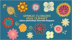 Download Doodle Floral Photoshop Brush | Photoshop Tutorials