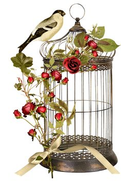 """Photo from album """"Скрап набор """"Wreath of roses"""""""" on Yandex. Egypt Jewelry, Baroque Design, Artwork Images, Art Drawings Sketches, Vintage Shabby Chic, Flower Wallpaper, Bird Cage, Print And Cut, Retro"""
