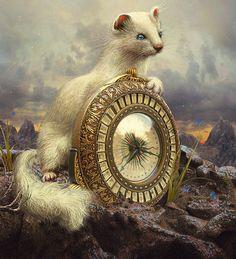 The Golden Compass by 25kartinok.deviantart.com on @DeviantArt