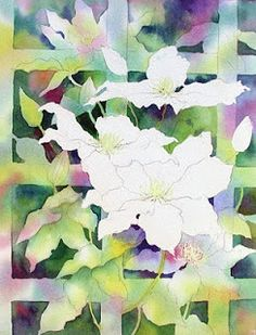 Scroll down the page to see what I& been up to in the studio. Please leave a comment if you& inspired. Art is meaningless unless it& shared. Watercolor Negative Painting, Watercolor Landscape, Watercolor Flowers, Watercolor Paintings, Watercolors, Watercolor Projects, Watercolour Tutorials, Watercolor Pictures, Art Tutorials
