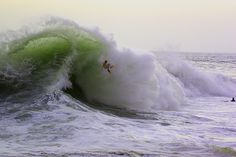 Another Big Day at the Wedge in Newport Beach, CA.
