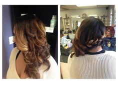 Soft event style with braid done by Christa @ Salon 621