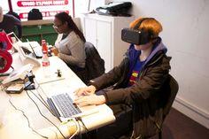 3d Virtual Fun @ Techweek