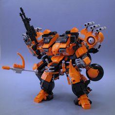 All sizes | Exo-Force, Uplink Mk II | Flickr - Photo Sharing!
