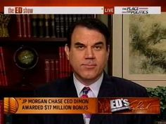 Rep. Alan Grayson: $12 Trillion Gone and No One Punished